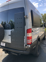Owl Vans Mercedes Sprinter 2019+ The ALL NEW Sherpa cargo system